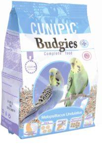 Корм CUNIPIC для волнистых попугаев