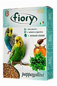 Корм Fiory для волнистых попугаев