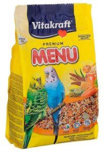 Корм Vitakraft для волнистых попугаев