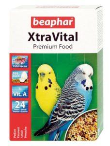Корм XtraVital для волнистых попугаев