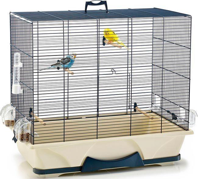клетка для двух волнистых попугаев